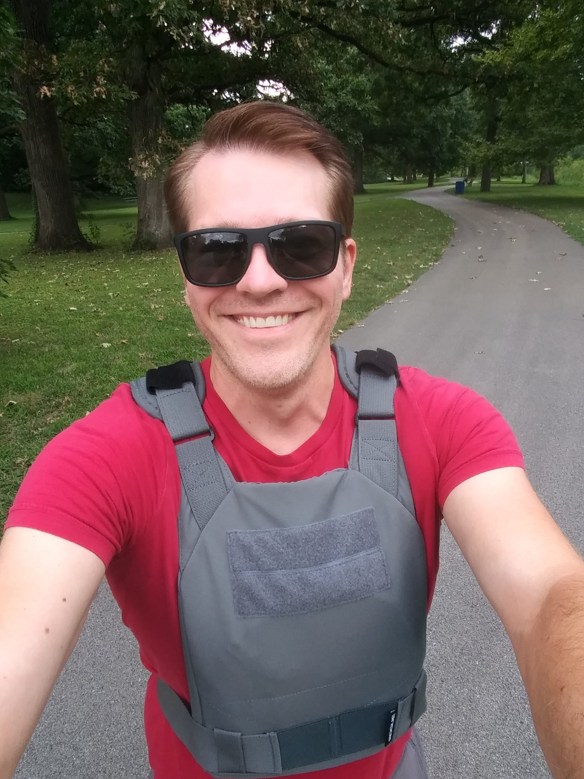 Christopher-Blakeslee-Functional-Health-Coach-Chronic-Pain-Weighted-Vest-Exercise September 2021 Health Update