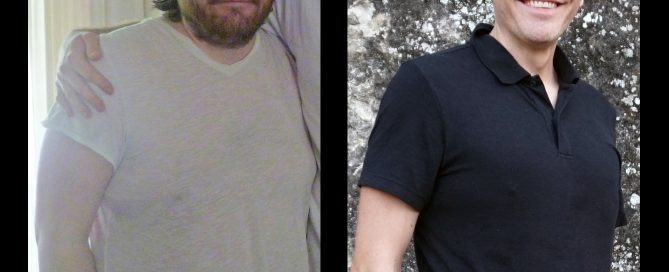 Christopher Blakeslee Functional Health Coach Before After