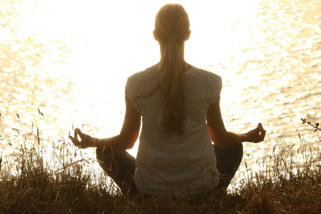 Naturally Help Your Chronic Pain Deep Breathing